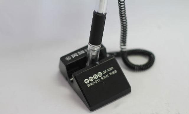英雄(hero)GP-1040 0.5mm 黑色台式中性笔 柜