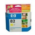 惠普(HP)82号 C4913A 黄色墨盒 适用于HP510打印机