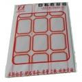 卓联 205 自粘性标贴 10张/本(蓝色 红色)
