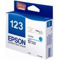 爱普生(Epson)T1232大容量青色墨盒 C13T123280(适用80W 700FW 1100)