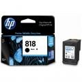 惠普(HP)CC640ZZ 818号 黑色墨盒(适用HP Deskjet D1668 D2568 D2668 D5568 F4238)