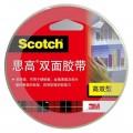 3M思高(Scotch)300c 24mm*9.5m 双面胶带(高效型)