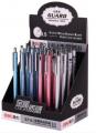 得力S714活动铅笔0.5mm 单只 4色靓丽色彩可选 自动铅笔